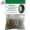 High Precision Wheel Bearings/deep groove ball bearings- Pair, 5/8in.for wheelbarrow, hand truck, cart,
