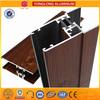 Yonglong wood frame aluminum window wood clad aluminum window aluminum clad wood windows