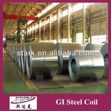 Bobina de aço galvanizado / zinco bobina de aço / gi folha