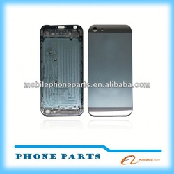 Clear replacement parts for iphone 5 back cover housing