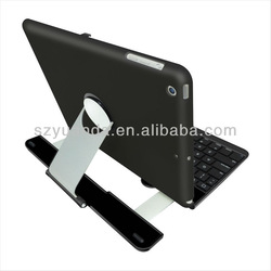 Original Factory bluetooth keyboard cases IOS7.0 sistem with 360 Degree Rotating for ipad air&ipad5