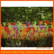advertising festival celebration string flag