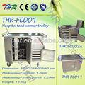 Thr-fc001 medico cibo carrello/funzione più caldo