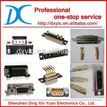 ITT DAMV11W1SNA198 DSUB 11W2 F PC D-Sub 12PIN CONNECTOR