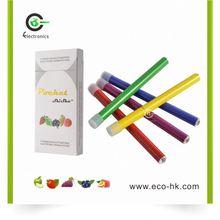 Top selling ECO ELECTRONICS borosilicate glass shisha hookah