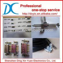 FCI DEPO09P465TXLF CONN DSUB WIRE WRAP CONNECTOR