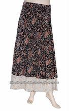 Vintage Silk Saree Wrap Skirts wrap beach wear sari magic skirt wrap
