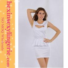 2013 Wholesale new design elegant modern fashion office lady dress 2012