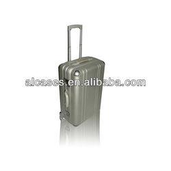 aluminum four wheels super light luggage
