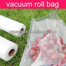 commercial grade food saver vacuum sealer bag on a roll