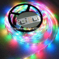 ws2812 WS2812b Dream Color RGB LED Strip Light Individual Addressable 5V