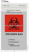 Biohazard bag/Specimen Bag