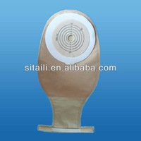 15-60mm 200ml one piece system open colostomy bags
