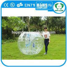 HI body human bumper balls popular sale