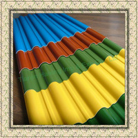 First grade white corrugated roofing sheet