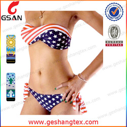 Top quality lady swimwear china manufacturer