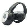 Volume Limit Fold-Flat Travel Headphones IR transmitter