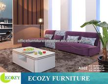 Purple sofa set, chaise lounge sofa, 3 Seater corner sofa with chaise