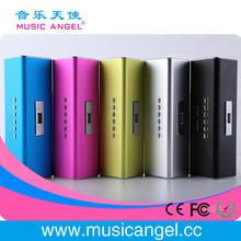 Music Angel USB TF card FM speaker pro tech speakers