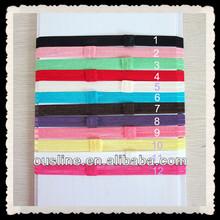 FOE stretch hairband, hair elastic band for girls