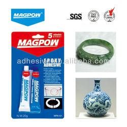 5 Minutes Rapid Clear Epoxy Adhesive