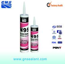 Car Glass Silicone Acetic Sealant