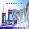 Silicone sealants; acrylic caulk/emulsion;construction acrylic/silicone sealant