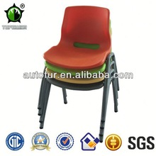 Clear Student Desk Chairs Colorful Plastic School Chairs for Sale