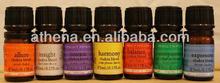 Pure essential oil lavender essential oil