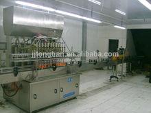 full automatic oil bottling machine