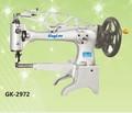 Gk-2972 máquina de costura para calçados, couro do saco máquina de costura sola de sapa