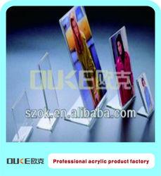 high transparent sexy funia wholesale acrylic photo frame