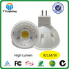 GU5.3 mr16 high power spotlight 5w 440-500lm cob led spotlight