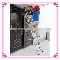 Folding kitchen ladder