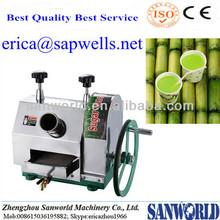 Alta qualidade Manual de cana de açúcar Grinder / cana de açúcar máquina de moer