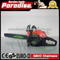 Profissional equipamentos agrícolas usado motosserras para venda