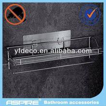 Bath & toilet suction cup towel rack