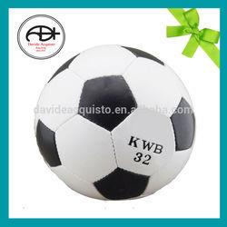 Size 5 PU machine stitched soccer ball