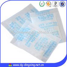 Silica gel small bag keep camera bag, lens case, equipment case safe