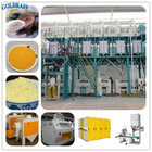 Manufacturing corn mill maize flour mill factory
