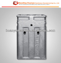 OEM Cast Steel Shock Absorber Casting
