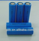 18650 3.7V 2200mAh Supply Rechargeable Protected for Solar lights, flashlights, electric vehicle batteries, mobile power batter