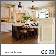luxury antique white maple solid wood kitchen cabinet door
