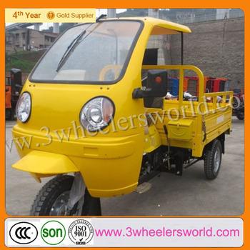 Chongqing Manufactor three wheel car/three wheel motorcycle for the disabled