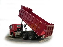 sino Howo white truck:dumper lorry for sale for africa