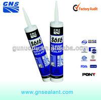 High pressure car window silicone sealant g1200