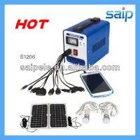 Home Mini Portable solar Generator solar power system