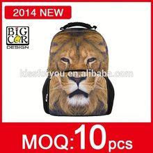 3D Lion Camera Backpack Bag,Dry Bag Backpack,Adventure Time Bag