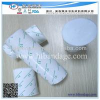 Surgical gauze POP bandage padding / under cast padding orthopaedic cotton bandage