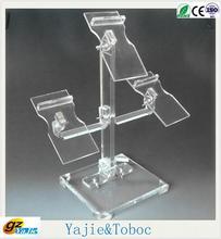 high quality acrylic shoe display stand